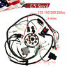 Electrics Wiring Harness Wire Loom ATV QUAD 125 150 200 250cc Stator CDI Coil us