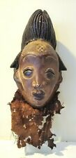 Antique Mask from the Puma Tribe - Gabon - Early 20th Century