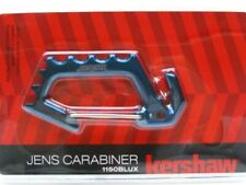 Kershaw 1150Blu Blue Jens Carabiner Cord Cutter Opener Hex Driver Wrench Tool