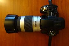 Sony Alpha A33 (SLT-A33) Body + Minolta-Zoomobjektiv AF 70-210, Top-Zustand!