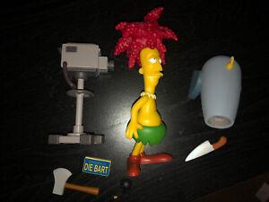 The Simpsons WOS Playmates Sideshow Bob
