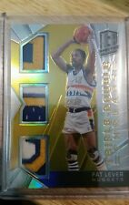 2014-15 PANINI SPECTRA FAT LEVER GOLD TRIPLE TREADS #5/10 SICK PATCHES