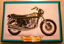 KAWASAKI MACH IV H2B 750 VINTAGE CLASSIC MOTORCYCLE BIKE 1970'S PICTURE 1974