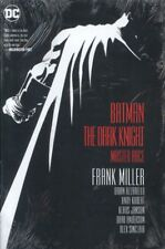 Batman Dark Knight Master Race Hc Reps #1-9 Sealed/Mint