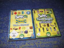 Die Sims 2: Ikea Home Accessoires PC und mehr Sims Teen Style Accessoires