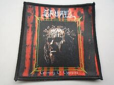 SAMAEL CEREMONY OF OPPOSITES SUBLIMATED PATCH