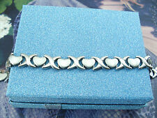 Bracciale Unisex Cuore Amore Acciaio 316 L S. Valentino,coeur d'amour acier 316L