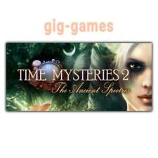 Time secretos 2: the Ancient Spectre PC Steam download link de/ue/estados unidos Key