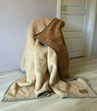 Wel DerStadt Kamelhaar Decke 160x200 85 % feines kamelhaar,15 % merinowolle