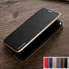 iPhone X XS Max XR 8/Plus 7 6S Magnetic Leather Wallet Card Slim Case Flip Cover