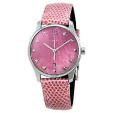 Gucci G-Timeless Rosa Madre de Perla Dial Reloj De Señoras YA126586