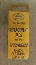 Stewart HO Gauge Replacement Pads For Stewart Track Cleaning Adapter #502  ~ TS