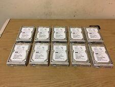 Lot of 10 Sun 390-0414  Sun Internal Hard Drive 1TB, 7200RPM, SATA, in Tray
