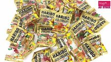 40packs x 9.8g Haribo Goldbears Candy Gummy Bears Candies Mini Packs