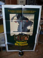 THE ISLAND OF DR MOREAU orig 1-sht / movie poster (Burt Lancaster, Michael York)