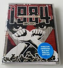 1984 (Criterion Collection, Blu-ray) John Hurt, Suzanna Hamilton, NEW & SEALED!