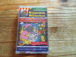 Benjamin Blümchen, Hörspiel MC Kassette, 90er Jahre, NEU & OVP, über 60 Minuten