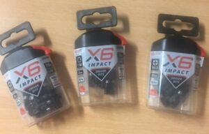 ADDAX IMPACT DRIVER BITS - VARIOUS SIZES AVAILABLE