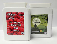 Raspberry ketones garcinia cambogia weight loss slimming fat burners Reduced