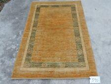 3x5ft. Modern Geometric Afghan Chobi Wool Rug