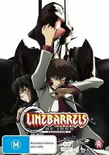 Linebarrels Of Iron : Collection 1 (DVD, 2010, 2-Disc Set) - Region 4
