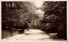 Skelmanthorpe near Huddersfield. Highbridge Lane by Tuck in Skelmanthorpe set.