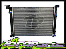 RADIATOR AUTO V6 3.8L SUIT HOLDEN COMMODORE VT VX VU 97-02 AUTOMATIC ALLOY