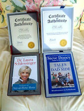 STEVE DOCY TALES FROM THE DAD SIDE LAURA SCHLESSINGER PRAISE STAY AT HOME MOMS