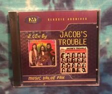 Jacob's Trouble CD Door Into Summer KNOCK BREATHE SHINE Still Factory Sealed