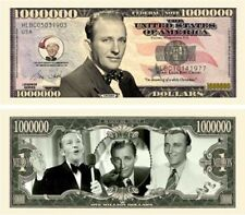 CHRISTMAS SPECIAL - OUR BING CROSBY AND WHITE CHRISTMAS BILL SET (2 BILLS)