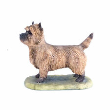 Cairn Terrier Dog Vintage Border Fine Arts Dog Figurine Ornament Ray Ayres