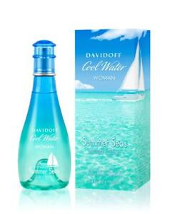 Cool Water Summer Seas 100ml EDT Spray for Women by Davidoff