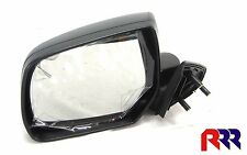 FORD RANGER PJ PK MANUAL BLACK DOOR MIRROR PREMIUM QUALITY - LEFT SIDE