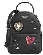 🌺🌹kate spade new york Finer Things Merry Mini Backpack Crossbody Black