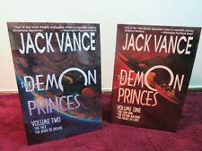 Jack Vance: THE DEMON PRINCES VOL 1 & 2: Orb: Paperback