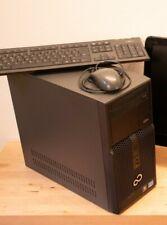 Fujitsu Esprimo P500 E85+ Intel Core i3 3.10ghz Windows 7 Professional