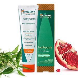 HIMALAYA | Neem & Pomegranate Botanique | ECOCERT Certified Organic | Veg | 150g
