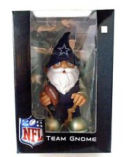 """Dallas Cowboys Official NFL Team Gnome 8"""" Team Forever Collectibles"""