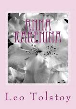English - Russian: Anna Karenina by Leo Tolstoy (2014, Paperback)