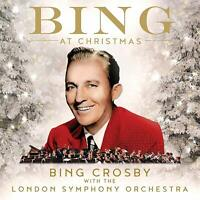 Bing Crosby - Bing At Christmas [CD] Sent Sameday*