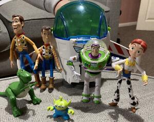 Disney Toy Story Bundle Used