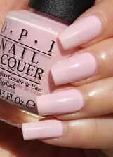 OPI Muppets *I LOVE APPLAUSE* Soft Baby Pink FRENCH Nail Polish Lacquer M77 New!