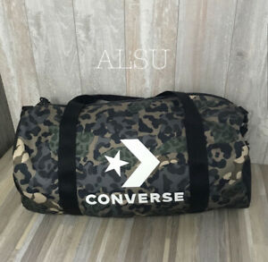 Converse Sport Duffel Large Men's Bag Khaki 10015068-A01