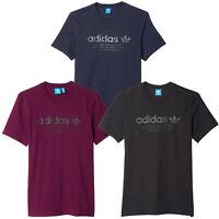 adidas Originals Premium Fashion Trefoil Graphic Tee Herren-T-Shirt Kurzarm
