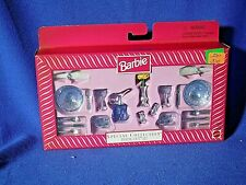 Barbie Special Collection Dining Out Set - Mattel #22200 - Nrfb (Do-310)