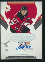 2019-20 Upper Deck Ultimate Collection Rookies Auto /299 Nikita Gusev