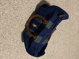 Polo Ralph Lauren canvas duffel bag for men
