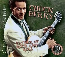 FREE US SHIP. on ANY 3+ CDs! NEW CD Chuck Berry: Father of Rock & Roll