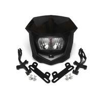 Headlights Headlamp For Honda KTM Kawasaki Yamaha Suzuki Beta Offroad Motorcycle