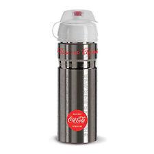 Elite Deboyo Cola 500ml Stainless Steel Thermal Bike Bicycle Water Bottle